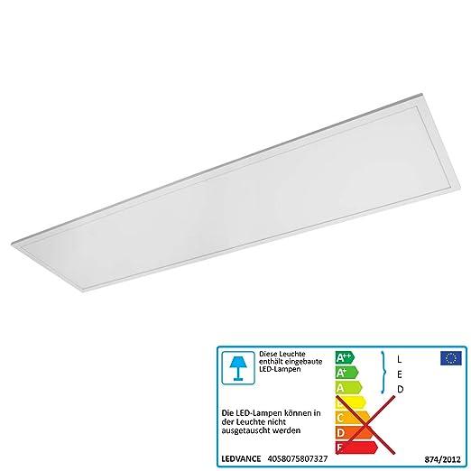 830 panel Osram Blanco LED W Cálido Lámpara ledvance 40 kZOiuPX