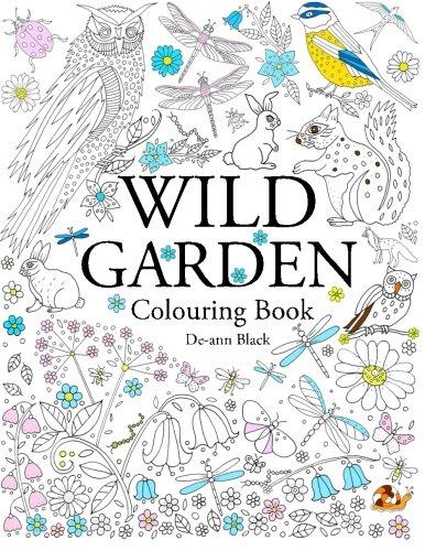 Download Wild Garden: Colouring Book pdf