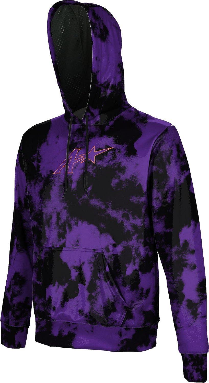 ProSphere University of Evansville Boys Hoodie Sweatshirt Grunge