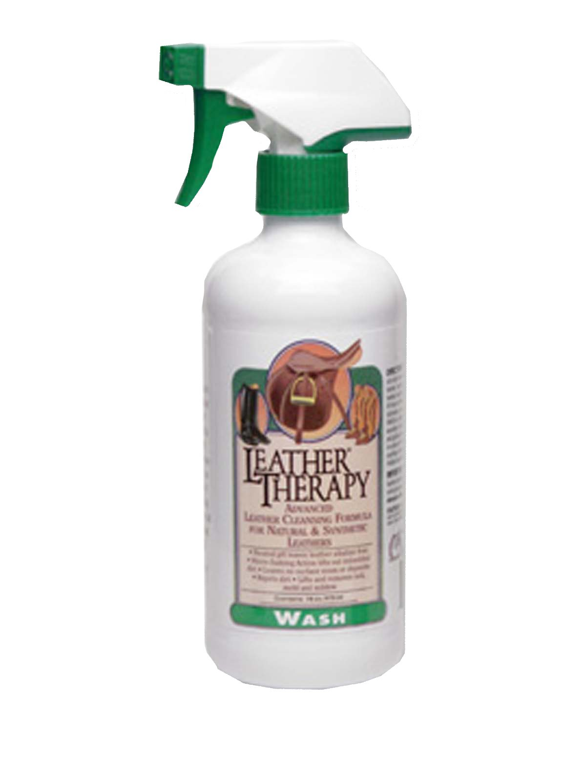 Leather Therapy Wash 16 oz