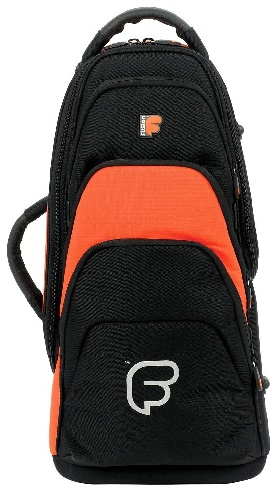 Fusion Bags F1 - Funda para trompeta, color naranja: Amazon ...