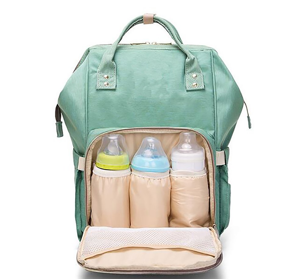 Diaper Bag Backpack, Waterproof Large Capacity Features Stylish Durable Travel Backpack by Yuanyang (Image #2)