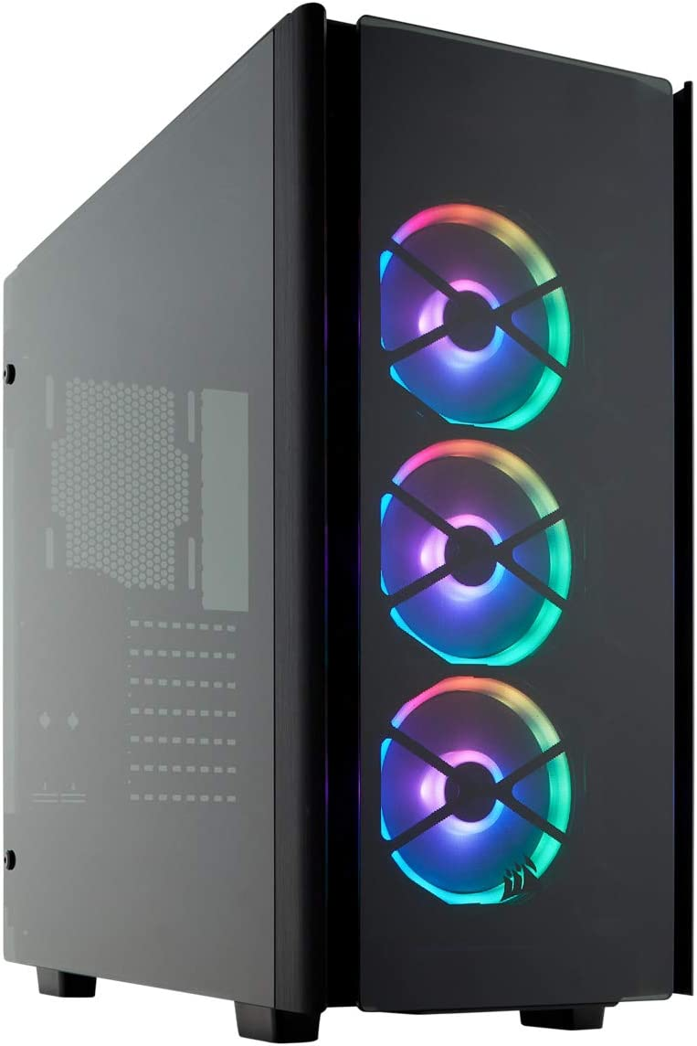 Corsair Obsidian Series 500D RGB SE Premium Mid-Tower