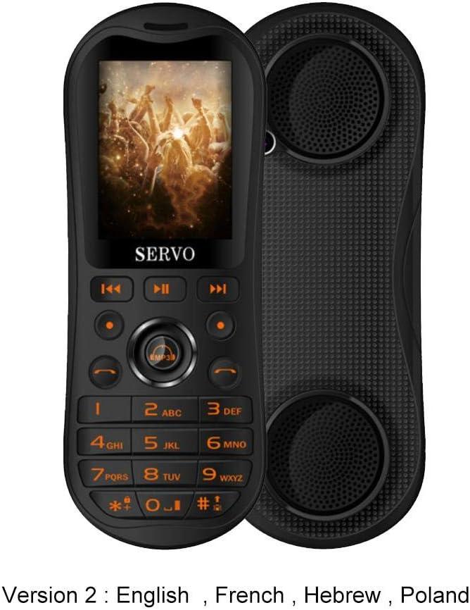 Wetour Telefon für ältere Menschen mit großen Tasten