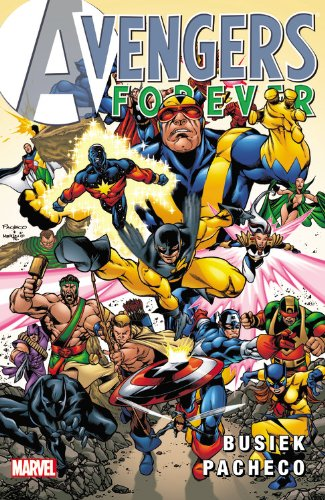 Download Avengers Forever ebook