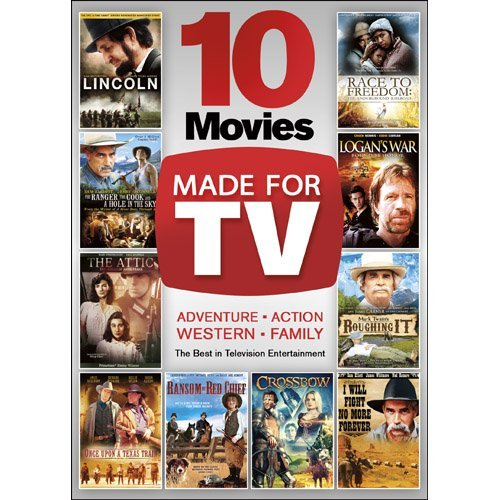10 Movies Made For TV (Full Frame, 3 Pack, Slim Pack, 3PC)
