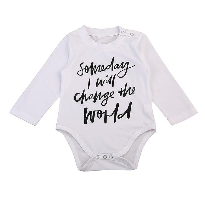 Amazon.com: Bebé recién nacido niño niña Carta Impresión ...