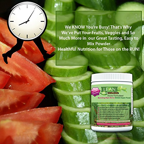 photo Wallpaper of LEAN Nutraceuticals-Green Superfood Powder  -