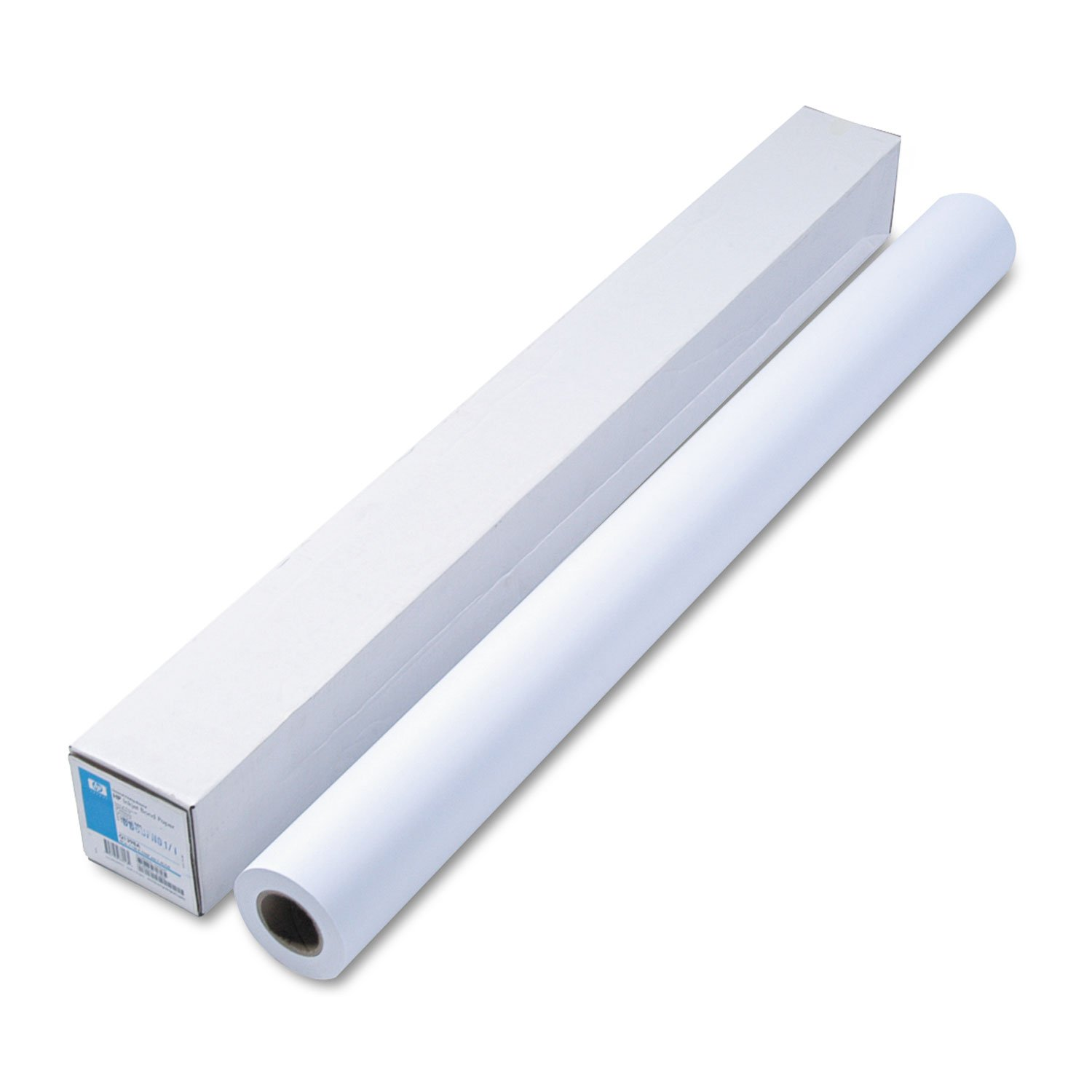 HP Q1398A Designjet Large Format Universal Bond, 21 lbs, 42-Inch x 150 ft, White by HP