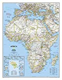 Africa Classic [Laminated] (National Geographic Reference Map)
