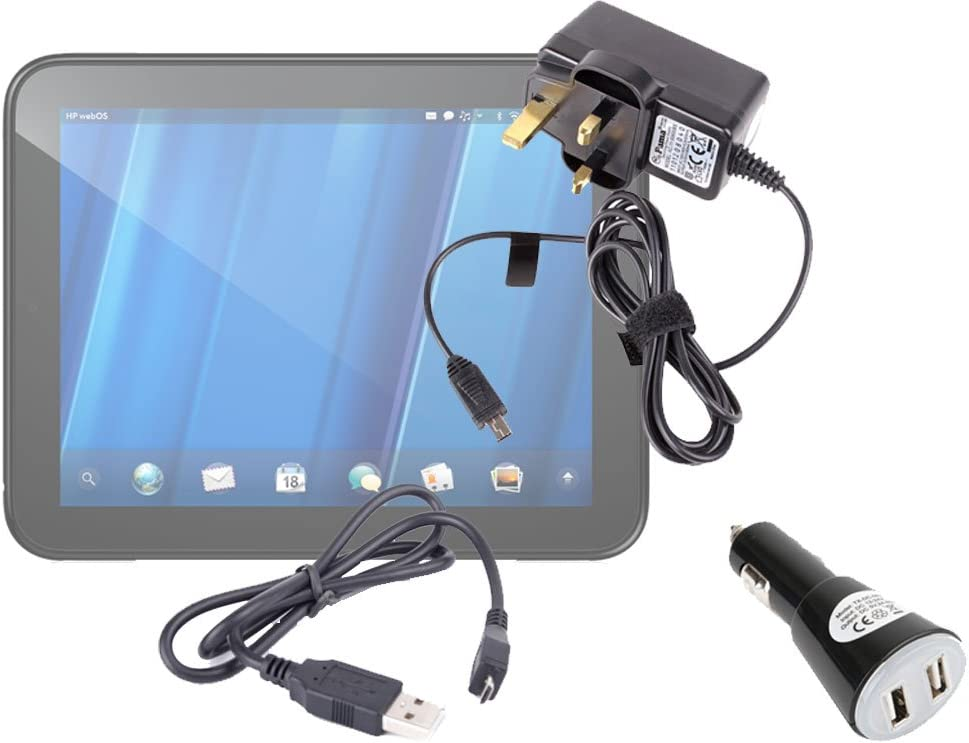 "USB DATA SYNC POWER CHARGER CABLE CORD LEAD FOR HP TOUCHPAD 9.7/"" INCH TABLET PC"