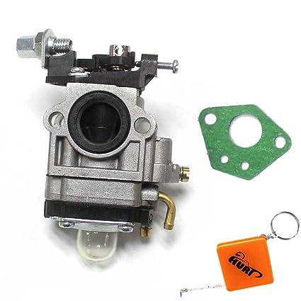 Huri - Kit de carburador y juntas para desbrozadora multifunción ...