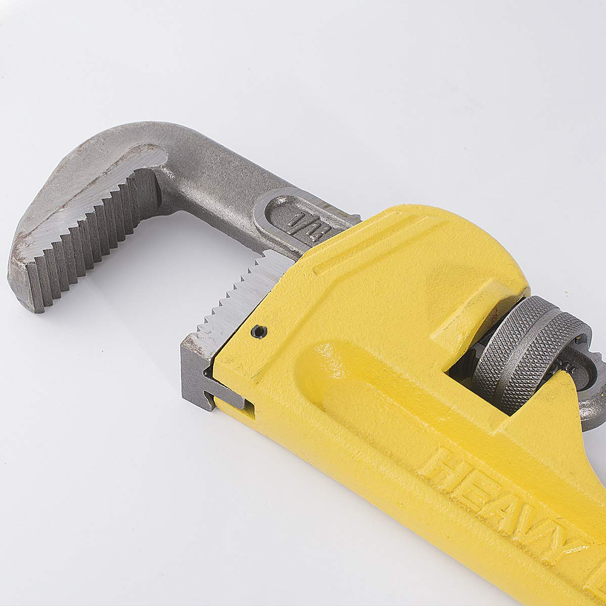 48 Adjustable Plumbing Wrench Convy GJ-0080 Heavy Duty Straight Pipe Wrench