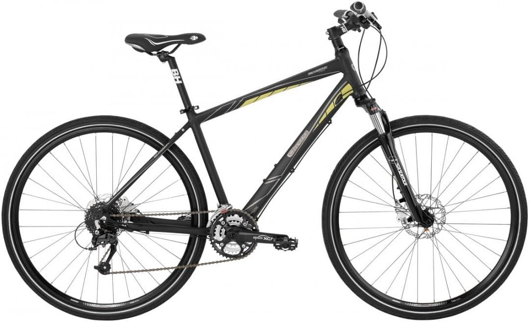 Bicicleta de montaña para hombre BH SILVERTIP Pro 2016-S: Amazon ...