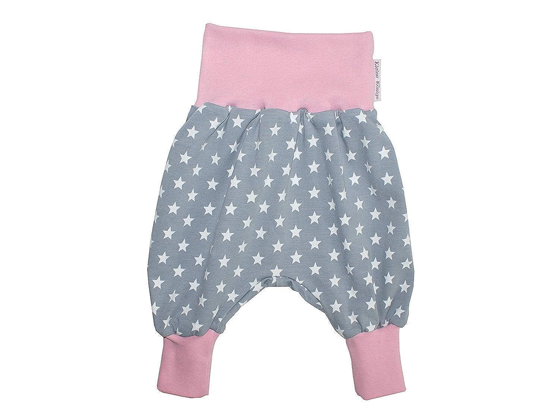 Kleine K/önige M/ütze Baby Jungen Beanie /· Mitwachs-Funktion /· Modell Superstar grau Aqua /· /Ökotex 100 Zertifiziert /· Gr/ö/ßen 50-104