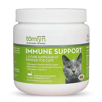 Amazon.com: Suplemento inmunitario Tomlyn de L-Lisina en ...