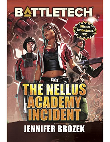 BattleTech: The Nellus Academy Incident