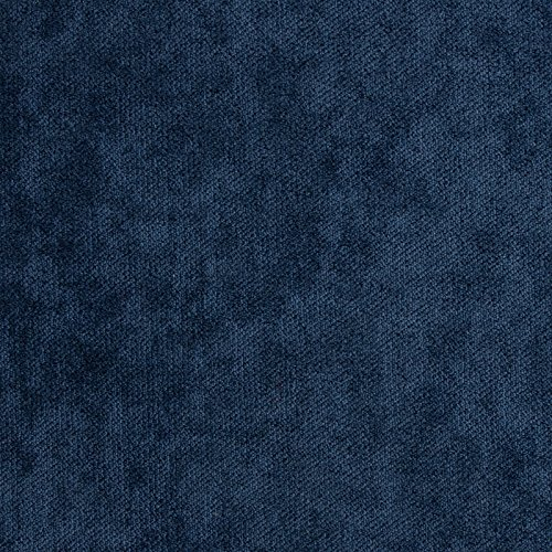Sapphire Blue Solid Chenille Upholstery Fabric by the yard Blue Chenille Upholstery Fabric