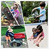 Zefani Kid's Non-Slip Summer Garden Clogs Cute