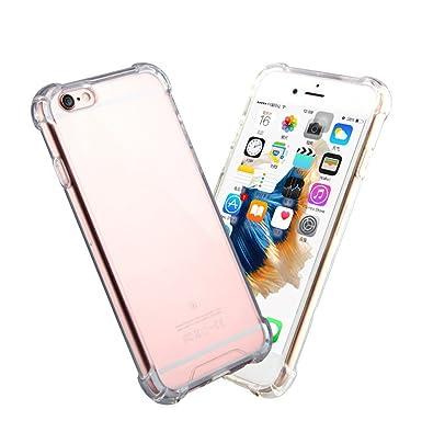 coque anti choc transparente iphone 7