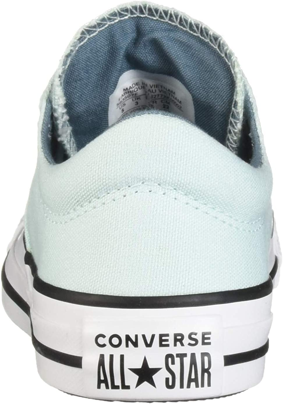 Converse Chuck Taylor All Star Madison Sneaker Teal Teint Celestial Sarcelle Blanc