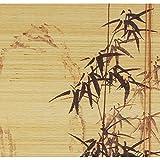 ORIENTAL FURNITURE Japanese Sumi-e Print Shade - 6