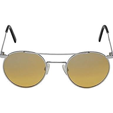 c44d80dd8295 Randolph P3 Shadow Infinity Sunglasses Bright Chrome/Skull/Citron 49mm