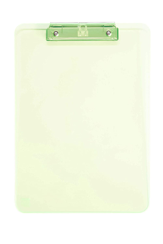 Maul 2340631 Schreibplatte A4 Klemmbrett Aufhang/öse Kunststoff blau