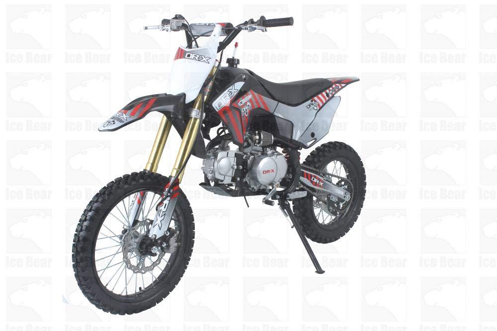 Amazon com : ICEbear SmartDealsNow Exclusive 125cc Dirt Bike