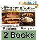 Gluten-free Flour Book Package: The Coconut Flour Cookbook & The Almond Flour Cookbook