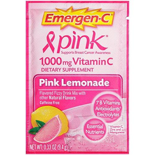 076314302048 - Emergen-C, Pink, 30 pkt, 6 Pack carousel main 4