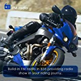 Baile Motorcycle Bluetooth Headset with FM