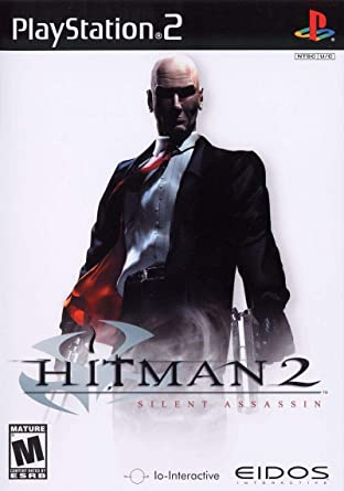Amazon Com Hitman 2 Silent Assassin Playstation 2 Artist Not