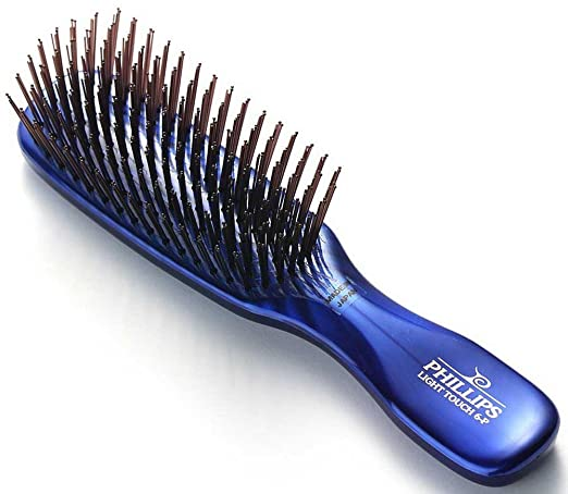 Phillips Brush Sapphire Light Touch 6 Hair Brush - Part of the Gem Collection
