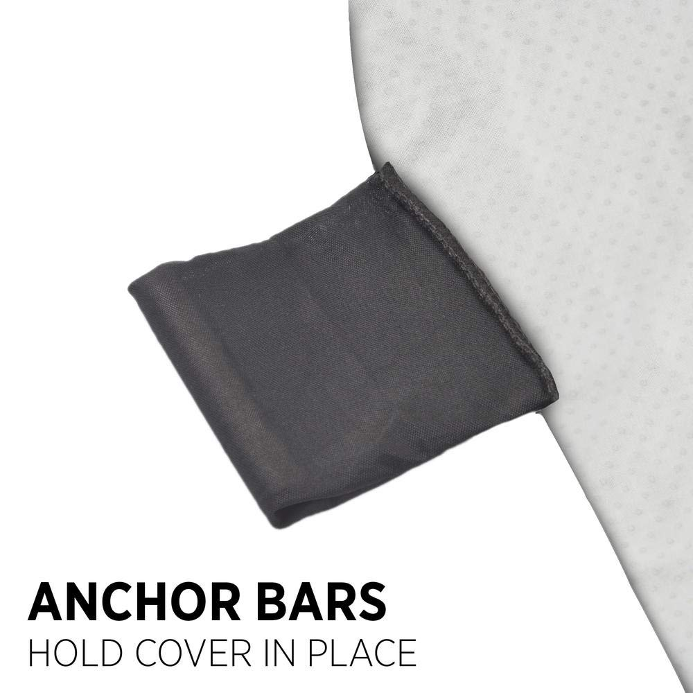 Waterproof Machine Washable Gray UltraFit Sweat Towel Auto Car Seat Cover for Yoga Running Crossfit Workout Athletes Beach Swimming Outdoor Sports Seat Protector