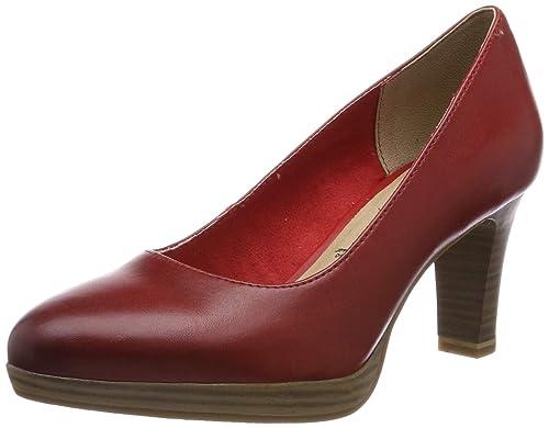 fc556cb0909f37 Tamaris Damen 1-1-22410-22 Pumps  Amazon.de  Schuhe   Handtaschen