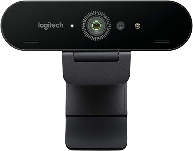 Amazon.com: Logitech BRIO – Ultra HD Webcam for Video Conferencing, Recording, and Streaming: Computers & Accessories
