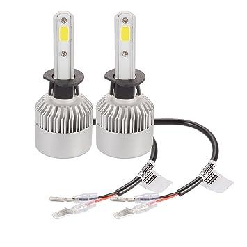 Blanc Halogène Xcsource Led Ampoule 20000lm Lampe 6500k De Ld1031 Voiture Ventilateur Intégré H1 200w Cree Phare yP0vwmN8On