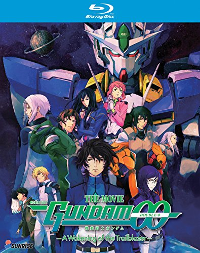 Mobile Suit Gundam 00: A Wakening of the Trailblazer Blu-ray -