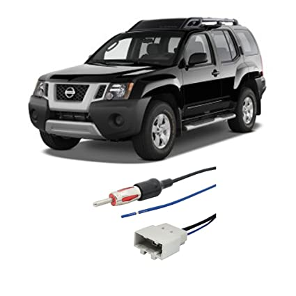 Amazon Fits Nissan Xterra 2009 2015 Factory Stereo To