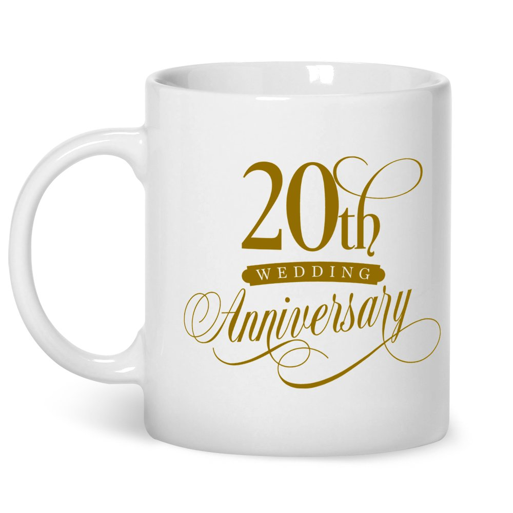 amazon com 20th wedding anniversary platinum wedding gifts 20th