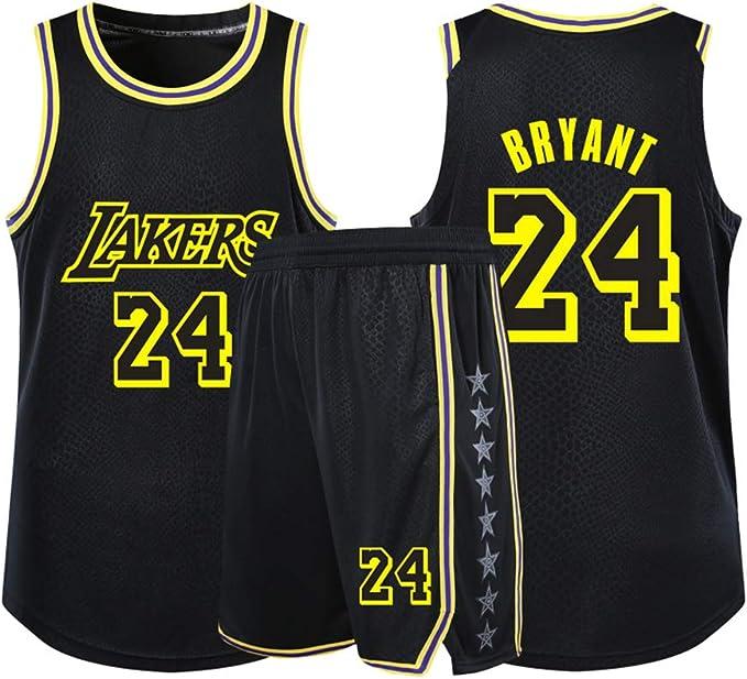 Adecuado para Kobe Bryant NO.24 Los fanáticos de Los Angeles ...