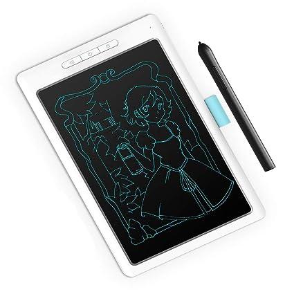 ZYLFN Tableta de Escritura LCD de 10 , Tablero de anuncios ...