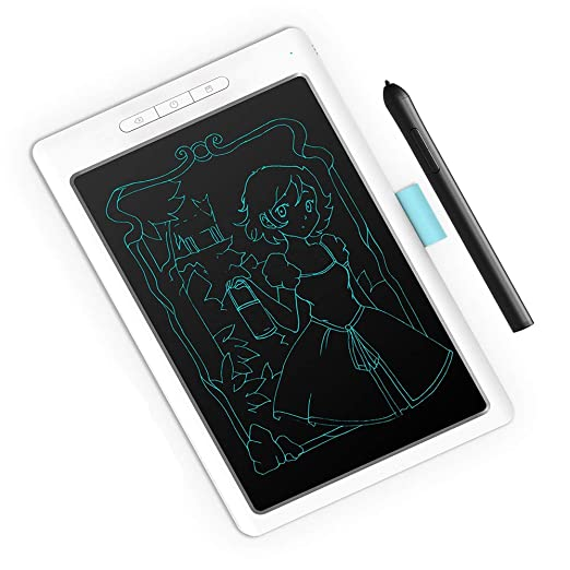 ZYLFN Tableta de Escritura LCD de 10 , Tablero de anuncios de ...