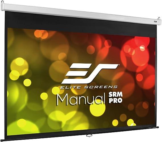 Elite Screens Manual SRM Pro
