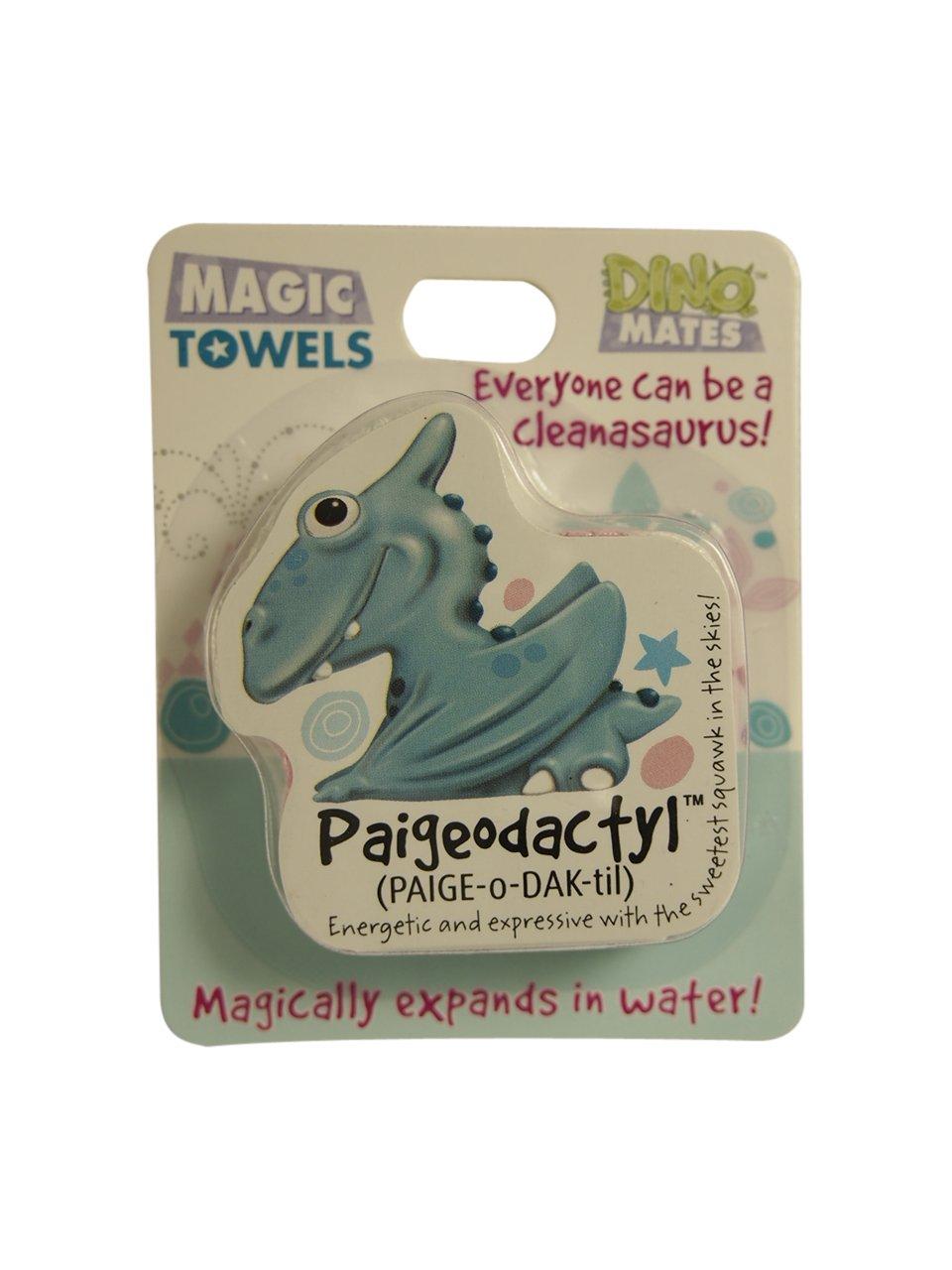 Paige John Hinde Gifts 006140293 John Hinde DinoMates Magic Towel