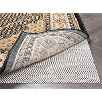 KANECH Rug Pads 2x4 - Extra Thick - Area Rug Pads Non Slip for Hardwood Floors-Keeps Your Rugs Safe And in Place