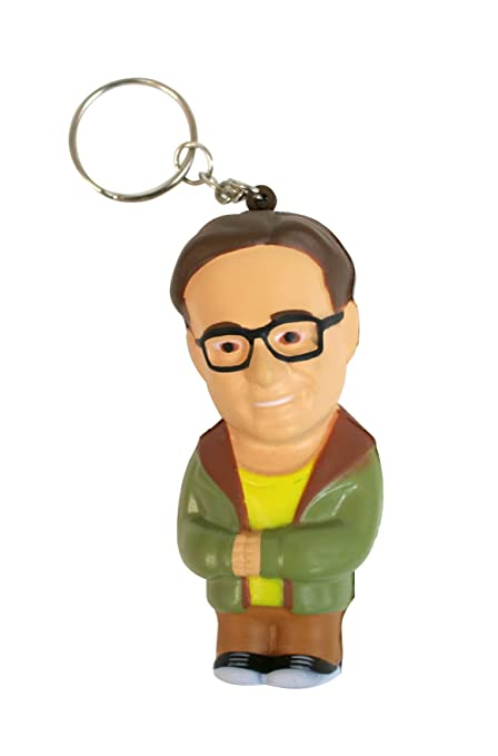 Amazon.com: Big Bang Theory Leonard Hofstadter Stress Toy ...