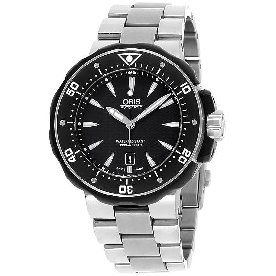 Oris Diver reloj para hombre 73376467154 MB