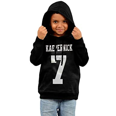 7a80cb38602 Image Unavailable. Image not available for. Color  Kaepernick Cut Sing  National Anthem Unisex Toddler Hooded
